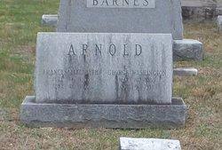 Frances Elizabeth <I>Bowers</I> Arnold