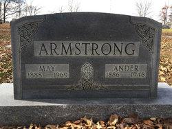 Mae <I>Bradley</I> Armstrong