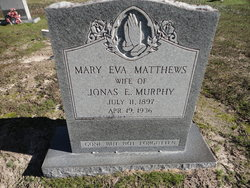 Mary Eva <I>Matthews</I> Murphy