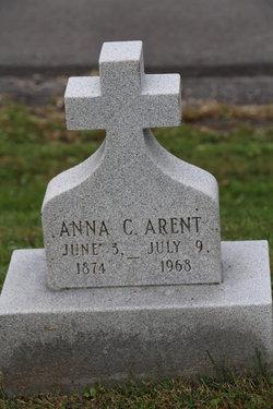 """Anna """"Annie"""" <I>Brunner</I> Arent"""