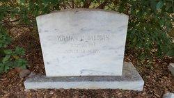 William Plews Baldwin, Jr