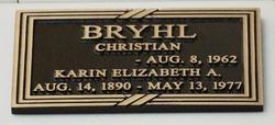 Christian Peter Jacobsen Bryhl