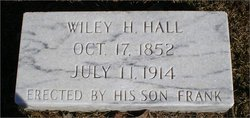 Wiley H. Hall