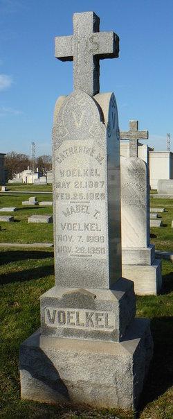 Mabel T. Voelkel