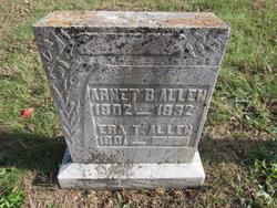 Era T. <I>Hocker</I> Allen Burden