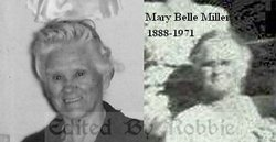 Mary Belle <I>Miller</I> Colwell