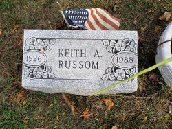 Keith A. Russom