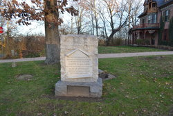 149th Pennsylvania Infantry, Company D Monument