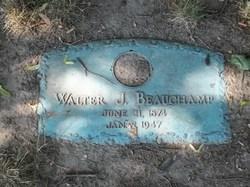 Walter J. Beauchamp