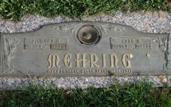 Edna May Mehring