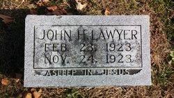 John H. Lawyer