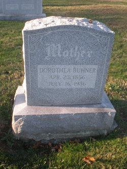 Dorothea <I>Meessner</I> Buhner