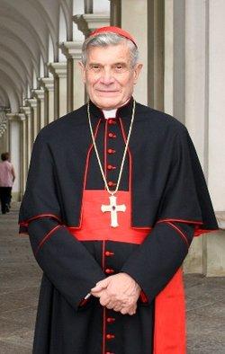 Cardinal Mario Francesco Pompedda