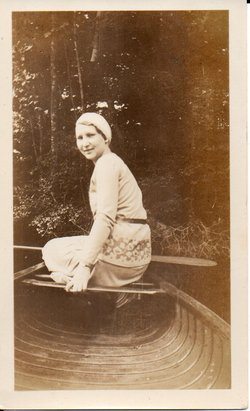 Gertrude <I>Durr</I> Calvert