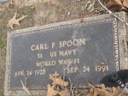 Carl F Spoon
