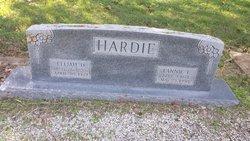 Fannie Elizabeth <I>Wiggins</I> Hardie