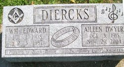 Aileen <I>Dwyer</I> Diercks