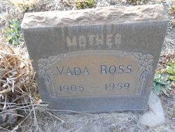 Mrs Vada Ross