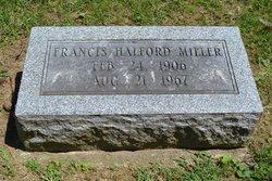 Francis Halford Miller