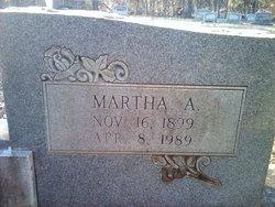 Martha A House