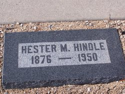 Hester May Hindle