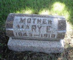 Mary E. <I>Thorpe</I> Bennett