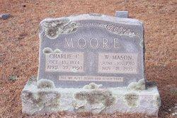 Charlie C Moore