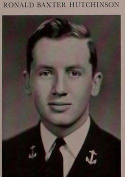 Lt Ronald Baxter Hutchinson