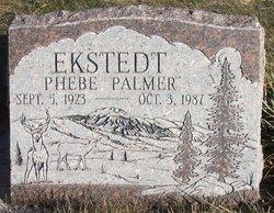 Phebe <I>Palmer</I> Ekstedt