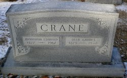 Mrs Ollie E. <I>Grimes</I> Crane