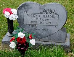 Vicky Lynn <I>Parrish</I> Hardin
