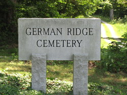German Ridge Cemetery