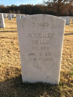 Rosie Lee Taylor