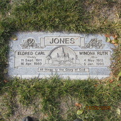 Eldred Carl Jones