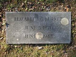 "Elizabeth Gertrude ""Bessie"" <I>Hileman</I> Burket"