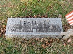 Rev Judson Norton Bailey