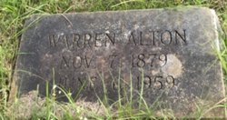 Warren Alton Holley
