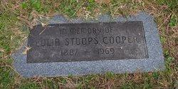 Lula Blanche <I>Stoops</I> Cooper