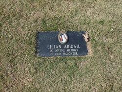 Lillian Abigail Spradlin