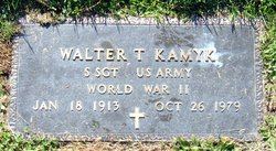 Walter T Kamyk