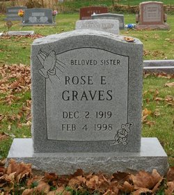 Rose E Graves
