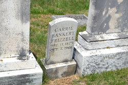 Carrie <I>Bankert</I> Frizzell