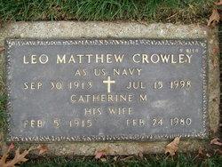 Leo Matthew Crowley