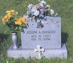 Joseph A DeFalco