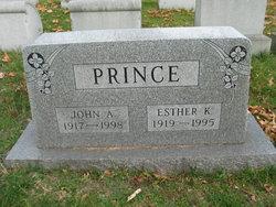 John A Prince