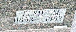 Elsie Minnie Elizabeth <I>Benter</I> Boie