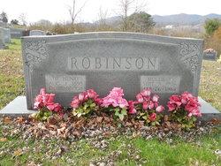 Mollie W. <I>Welch</I> Robinson