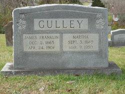 "James Franklin ""Frank"" Gulley"