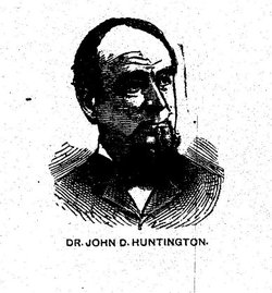 Dr John Dickenson Huntington