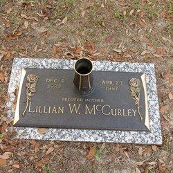Lillian W McCurley